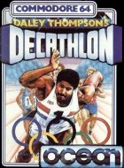 Portada de 'Daley Thompson's Decathlon'