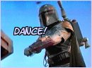 Boba Fett + Breakdance = KEWL