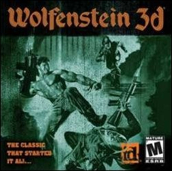 Wolfenstein 3D is da man